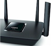 Linksys EA8300 Max-Stream AC2200 Tri-Band Wi-Fi Router Reviewed - Click for review