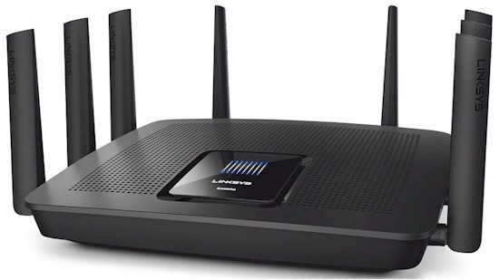 Max-Stream AC5400 MU-MIMO Gigabit Router