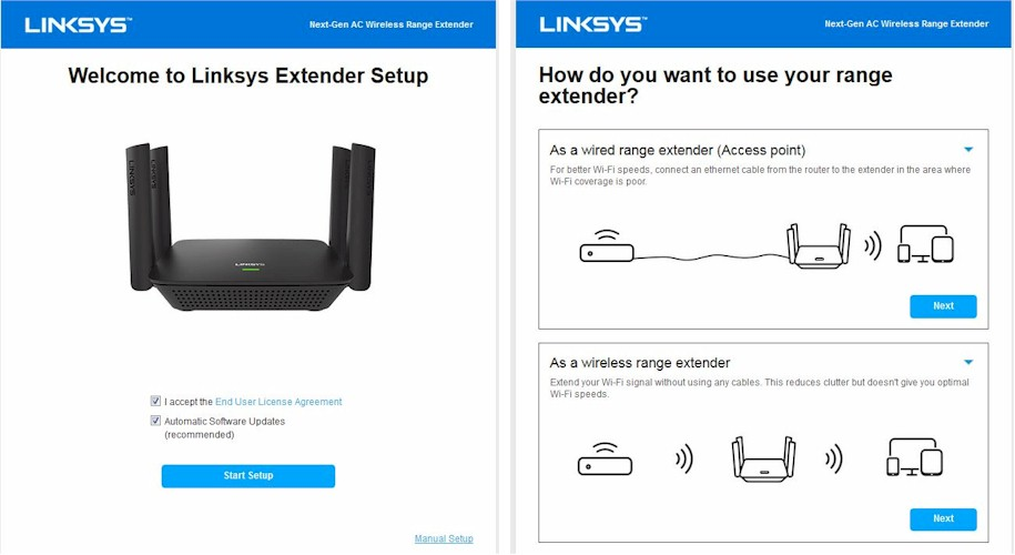 Linksys RE9000 MU-MIMO Range Extender Reviewed - SmallNetBuilder - Results  from #1