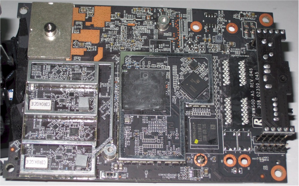 Linksys Velop TB board - side 1