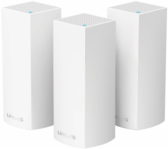Velop Tri-band Whole Home Mesh Wi-Fi
