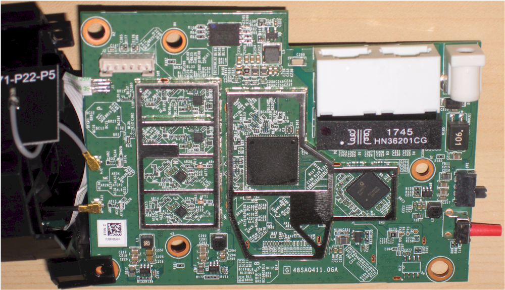 Linksys Velop DB board - side 1