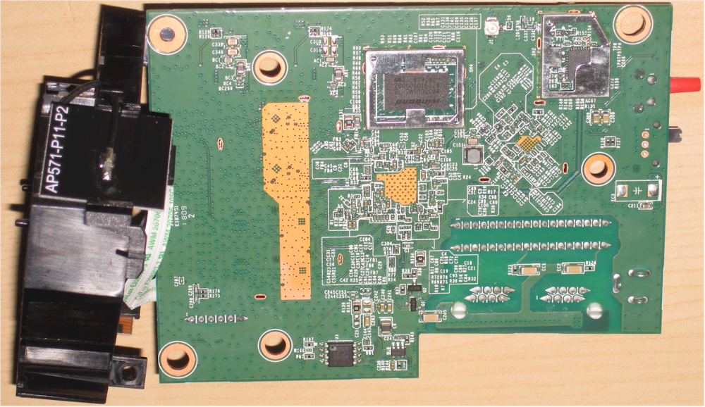 Linksys Velop DB board - side 2