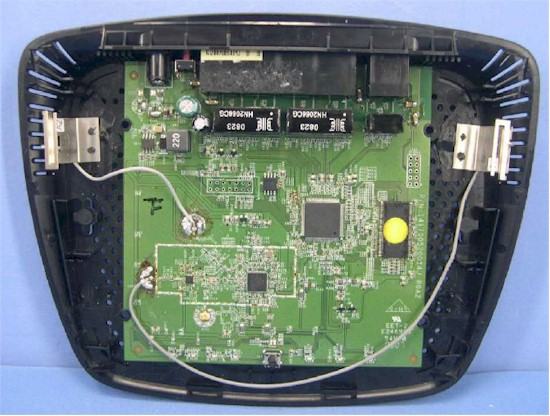 Linksys WRT120N internal