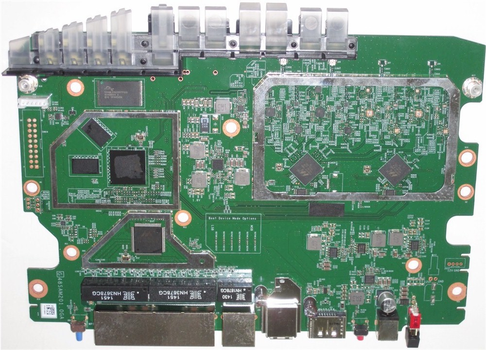 Linksys WRT1200AC board - naked
