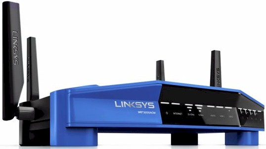 Linksys WRT3200ACM - first contiguous 150 MHz bandwidth router