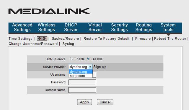 Medialink MWN-WAPR300N Wireless-N Broadband Router (300 Mbps