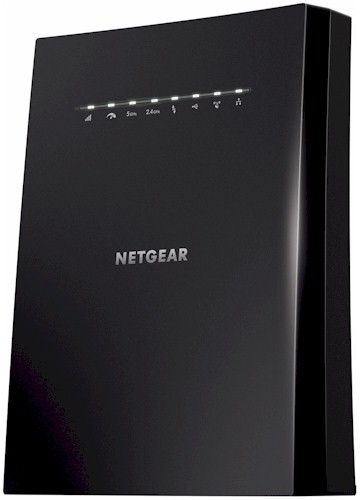 Nighthawk X6S Tri-Band WiFi Range Extender