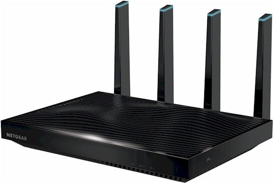 Nighthawk X8 - AC5300 Tri-Band Quad-Stream Wi-Fi Router