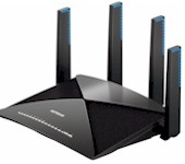 NETGEAR R9000 Nighthawk X10 Smart WiFi Router Reviewed - Click for review