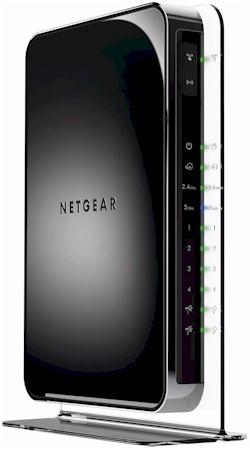 NETGEAR WNDR4500 N900 Wireless Dual Band Gigabit Router