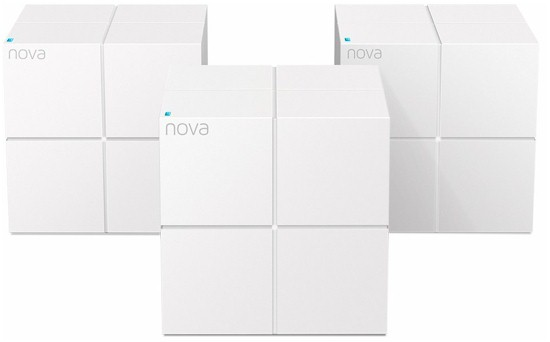 Nova Whole Home Mesh WiFi System