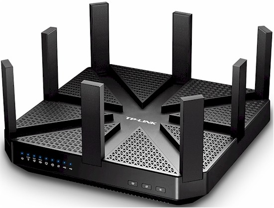 Wireless Tri-Band Gigabit Router
