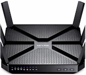 TP-LINK Archer C3200 AC3200 Wireless Tri-Band Gigabit Router Reviewed - Click for review