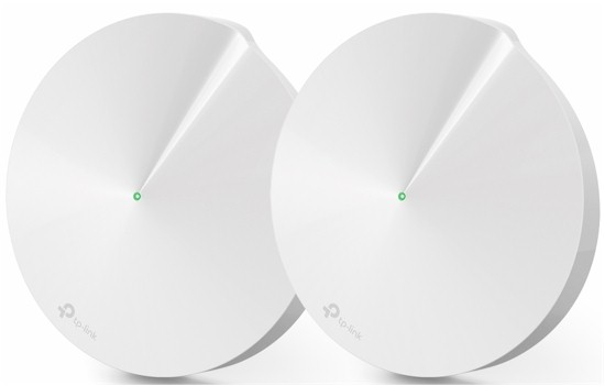 TP-Link Deco M9 Plus AC2200 Smart Home Mesh Wi-Fi System