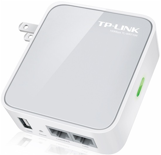 150Mbps Wireless N Mini Pocket Router
