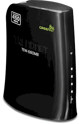 450Mbps Dual Band Wireless N HD Media Bridge