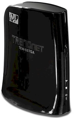 TRENDnet TEW-687GA 450Mbps Wireless N Gaming Adapter