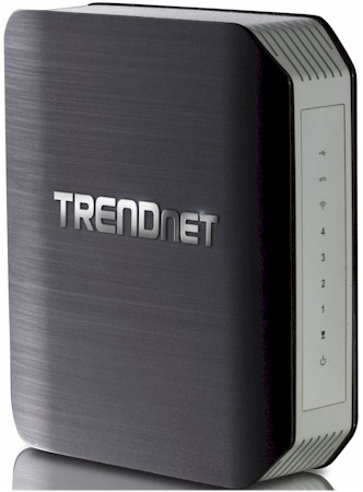 TRENDnet TEW-812DRU AC1750 Dual Band Wireless Router