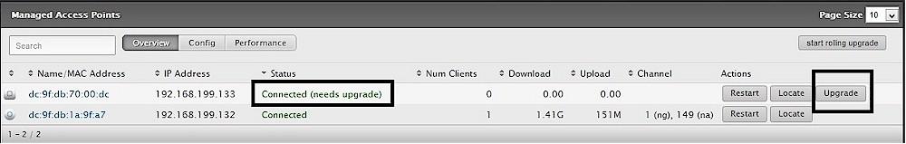 Ubiquiti UniFi 3 0 Enterprise Wi-Fi Platform Reviewed - SmallNetBuilder