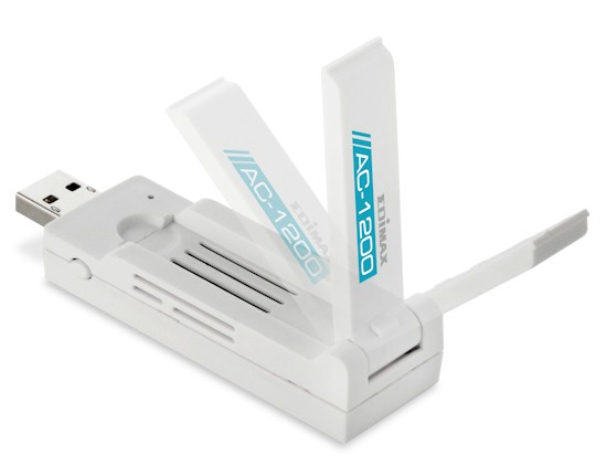 AC1200 Wireless Dual-Band USB Adapter