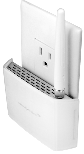 High Power Compact WiFi Range Extender