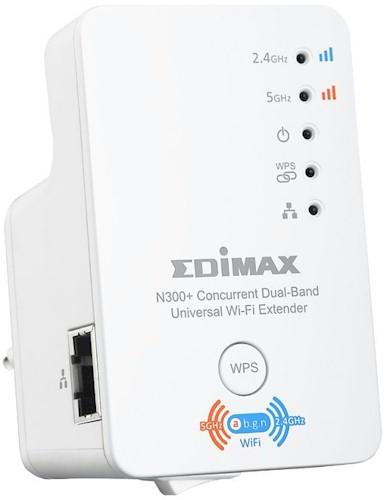 Universal Dual Band Wi-Fi Range Extender