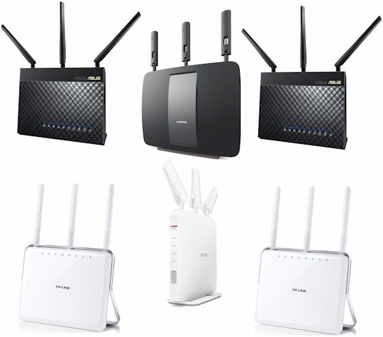 A Six Pack Of Wireless Router Retests