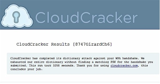 CloudCracker.com fail