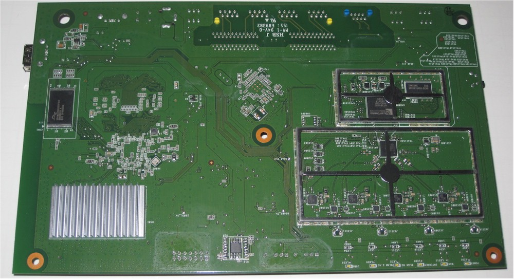 ZyXEL NBG6815 PCB Bottom Side