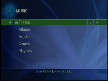 Figure 8: Music Categories
