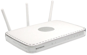Figure 4: Netgear WPNT834 RangeMax 240 Wireless Router