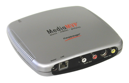 Figure 1: MediaMVP Back Panel