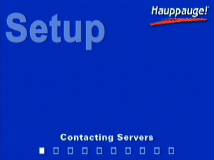 Figure 3: Bootup Screen