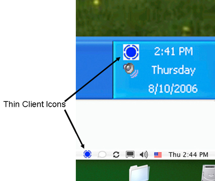 Thin Client Icons