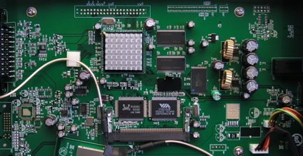 EVA700 Main Board