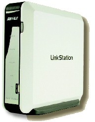 BuffaloTech LinkStation Gigabit Network Storage Center