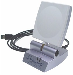 Hawking Hi-Gain Wireless USB Network Adapter