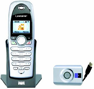 Linksys Cordless Internet Telephony Kit