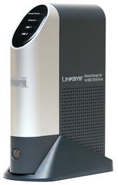 Linksys Network Storage Link for USB 2.0 Disk Drives