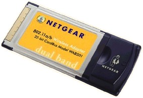 NETGEAR Dual Band Wireless Adapter