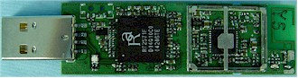 Buffalo Tech WLI-U2-KG54-AI board