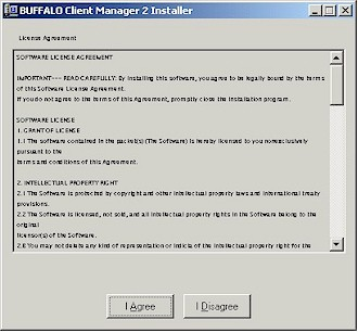 At last an honest License Agreement confirmation!