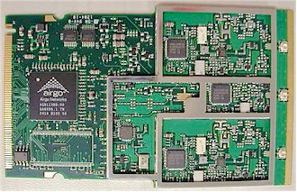 Airgo reference / Belkin Pre-N, Linksys WRT54GX radio board