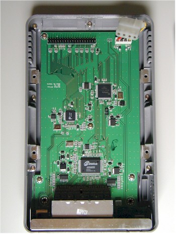 XIMETA NetDisk Office: Main board