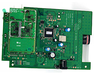 Base station radio board