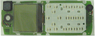 Board front view