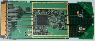 The WPN511 board