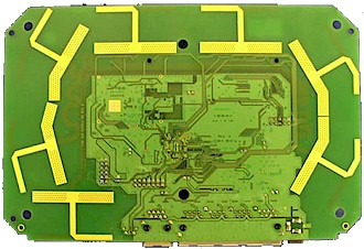 The WPN824 board bottom