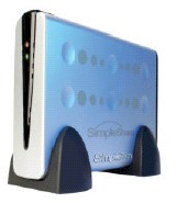 SimpleTech SimpleShare Office Storage Server 250GB